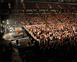 Rock Concert at Sears Centre