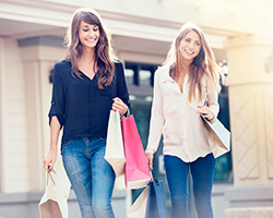 Girls Shopping at 59-90