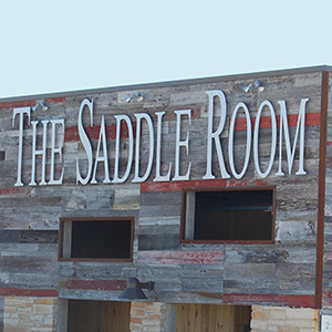 The Saddle Room